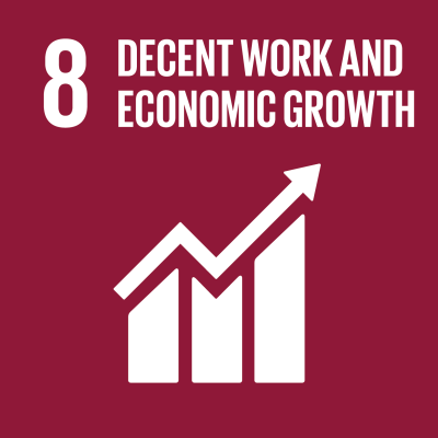 SDG, Decent work and economic growth