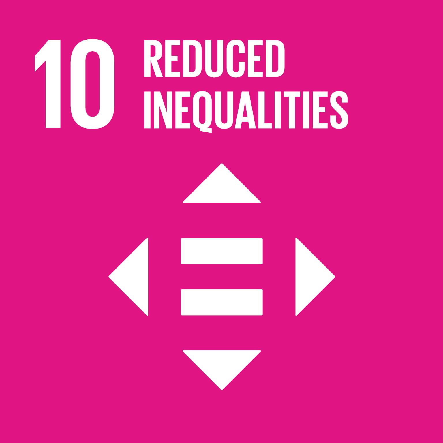 SDG, Reduced inequalities